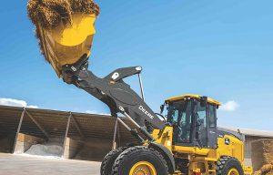 John Deere Introduces New L-Series Utility Wheel Loaders