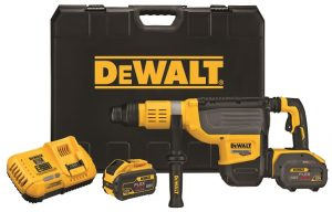 World of Concrete: Dewalt Adds to Rotary Hammer Lineup