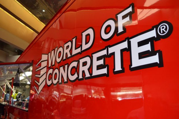 Photo Blog: Here's What World of Concrete Looked Like Last Week
