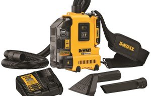 Dewalt Expands Dust Collection Solutions at World of Concrete 2019