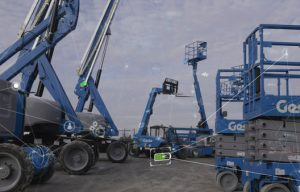 There Are New Fleet Management Solutions with Genie Lift Connect Telematics
