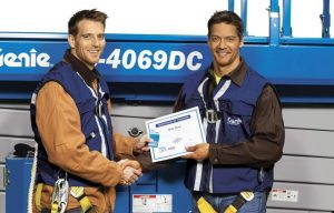 Genie Lift Pro Training Courses Updated to Meet ANSI Requirements