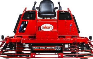 Allen Introduces the New HDX605 Hydra-Drive Extreme Riding Trowel