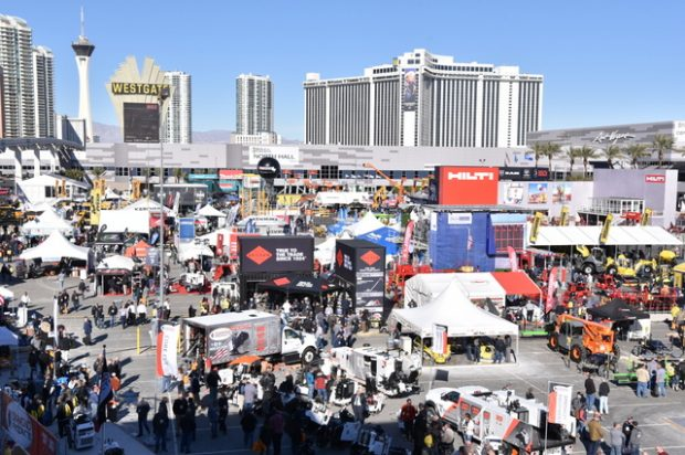 World of Concrete 2019 Drew 60,511 Registered Professionals