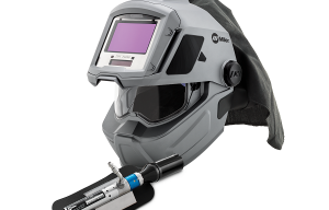 Miller Offers New Supplied Air Respirator