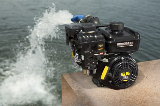 Vanguard Will Exhibit Its 200 and 400 Single-Cylinder Engines at World of Concrete