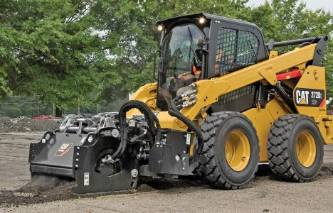 High-Tech Loaders: Tracking the Latest Advancements in Skid Steers and Track Loa...