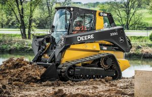 John Deere Announces Low Monthly Payment Program for Select Track Loaders and Skid Steers