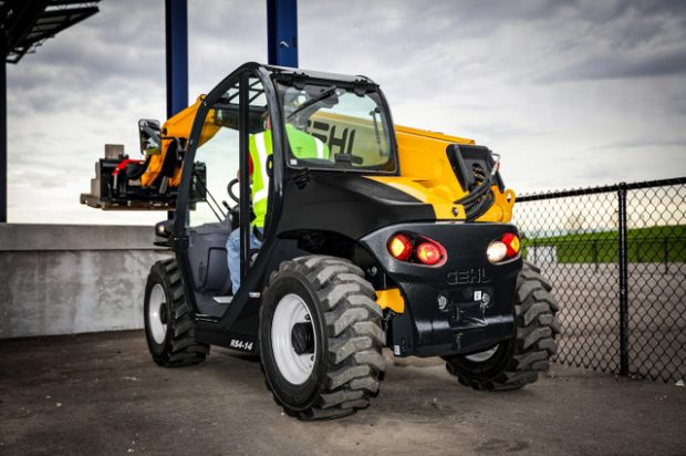 Manitou Is Focusing on Its Gehl Compact Equipment Brand at World of Concrete