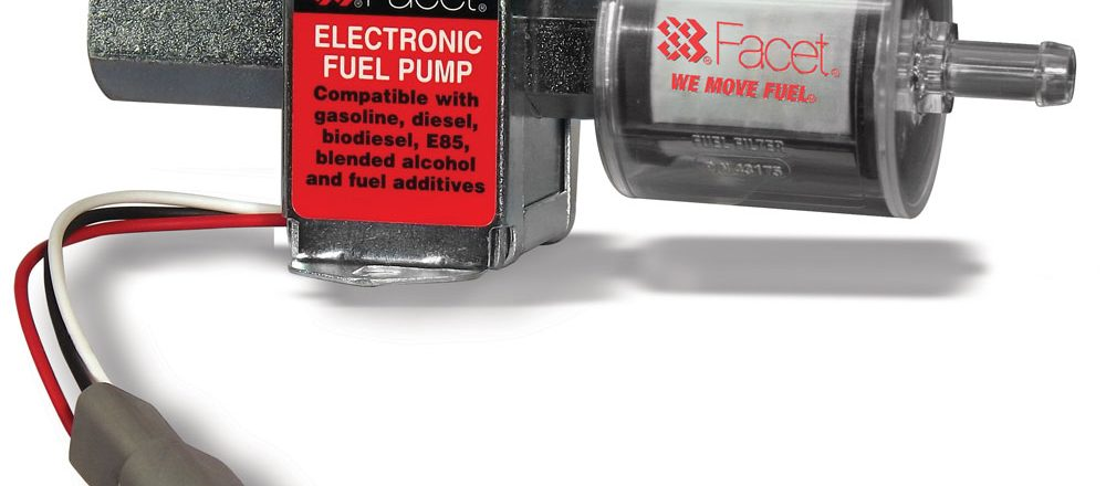 Three-Wire Fuel Pump