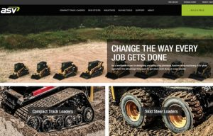 ASV Debuts New Brand Strategy and Improves Customer Experience with New Website