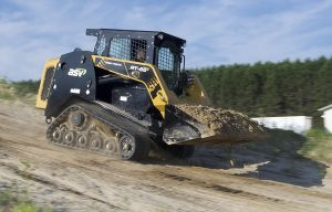 ASV Introduces RT-65 Posi-Track Compact Track Loader