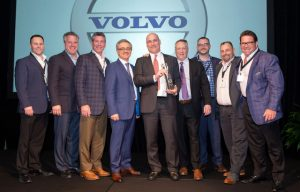 Volvo CE Names Michigan's Alta Equipment 2018 Dealer of the Year
