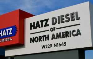 Hatz Diesel of America Changes Its Name and Services to Include All of North America