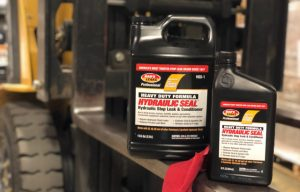 Bar's Leaks Introduces Professional-Strength Hydraulic Seal