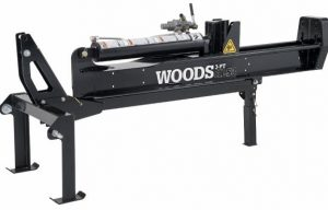 Woods Offers Three-Point Log Splitter