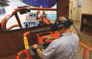 JLG Introduces New Scissor Lifts, Showcases Operator Training Simulator at The ARA Show