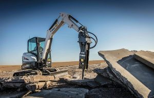 New Bobcat Nitrogen Breakers Have Industry-Leading Impact Energy