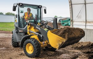Just the Facts — A Quick Guide to Compact Wheel Loaders