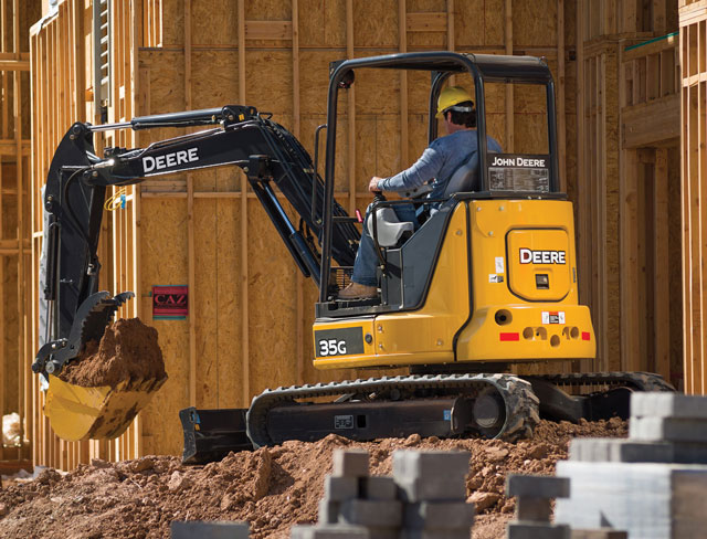 New Digs on the Block: The Latest Mini Excavators from Volvo