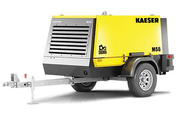 Kaeser Compressors M58