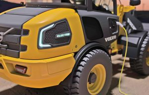 Battery Powered — Volvo Prepares Commercial Release of Electric Compact Excavators and Wheel Loaders
