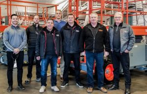 Skyjack Gets Exclusive Partnership with MacFarlands Industrial in Canada