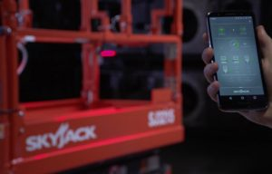 Watch Skyjack's Self-Check Scissor Lift in Action