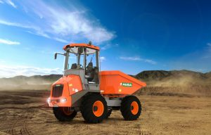 AUSA Will Showcase Reversible Dumpers and Next Gen Rough Terrain Forklifts at the bauma German Trade Fair