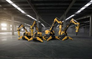 Brokk Introduces B300, Next Generation Demolition Robot