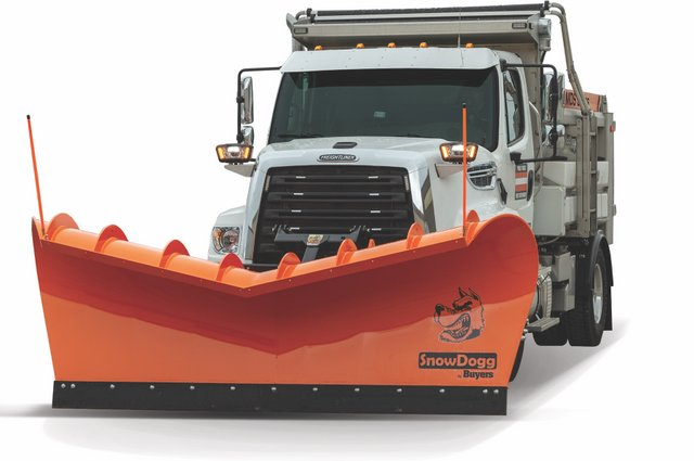 ExpressWayPlow SnowDogg Buyers Plow