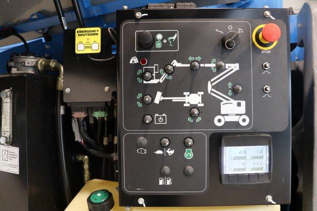 Genie Positive Air Shutdown System