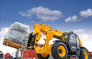 JCB Announces New Options for Telehandler Range