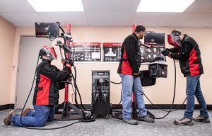 Lincoln Electric Elevates the Welding Training Experience with New VRTEX Models