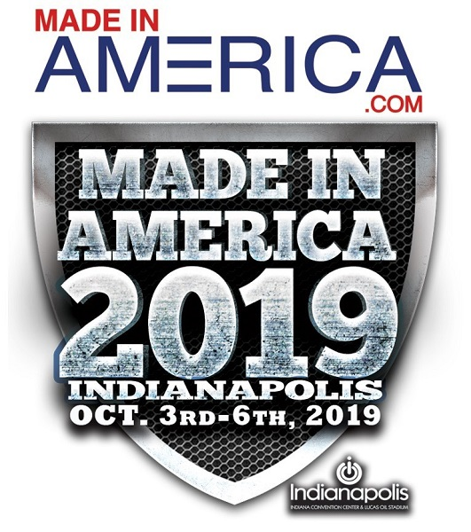 Made in America 2019, October 3-6, 2019, Indianapolis, Indiana