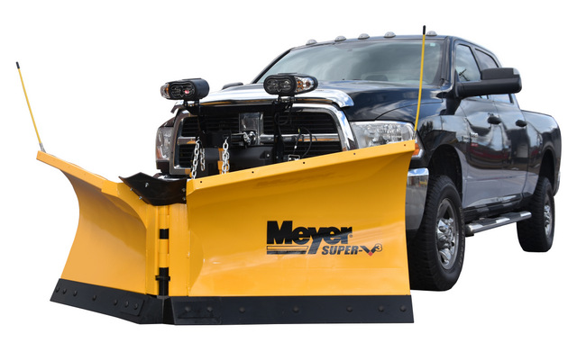 Meyer Super -V3 Plow