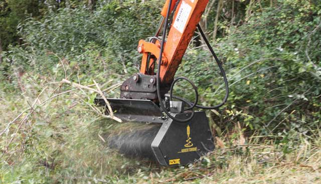 Auger Torque Variable Mulcher