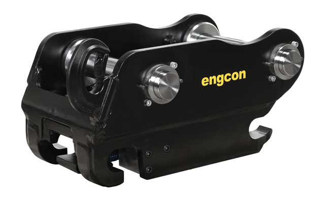 Engcon Q Safe Quickcoupler