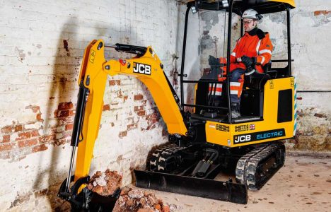 Charge! Electric and Hybrid Machines Lead 2019 Launches and Tradeshows
