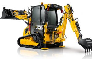 Backhoe on Tracks: JCB to Release Unique 1CXT Backhoe Loader to the United States