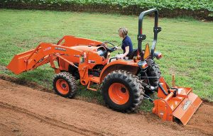 Let's Grow: Finding the Right Compact Tractor Implements for Your Small Acreage