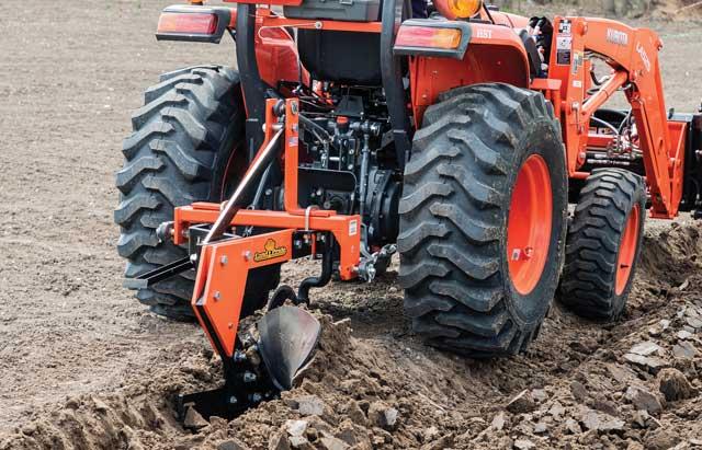 Land Pride Moldboard Plow