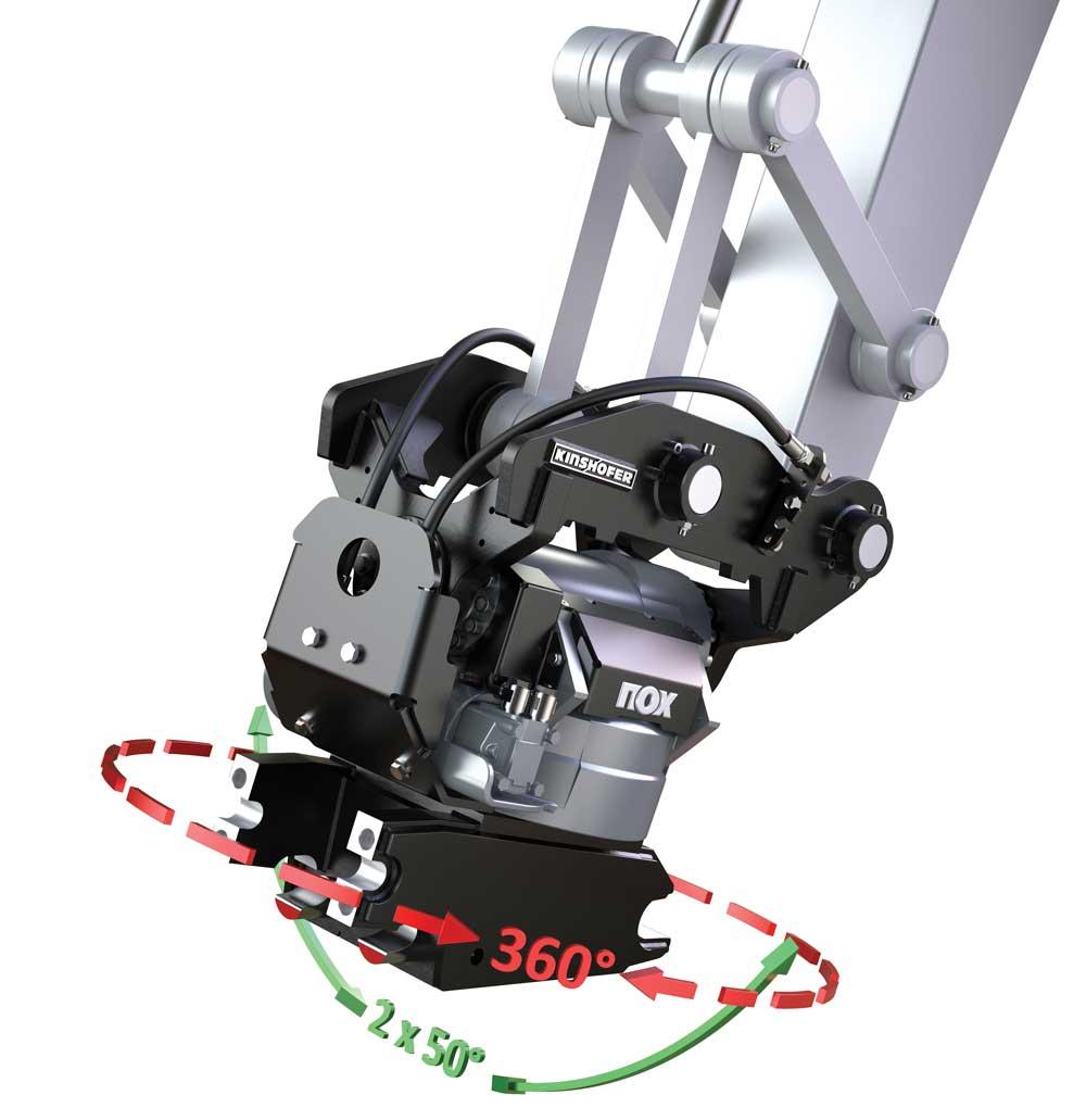 Excavator Dexterity: Tilt and Tiltrotator Couplers Enhance Flexibility,  Accuracy and Efficiency | Compact Equipment Magazine