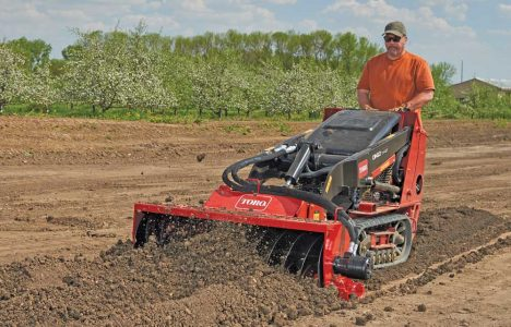 The Power to Lead: Today's Compact Tool Carriers Wield Greater Strength, Lift ...