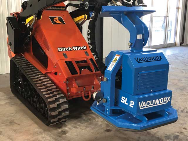 Vacuworx's SL 2 Subcompact Vacuum Lifting System