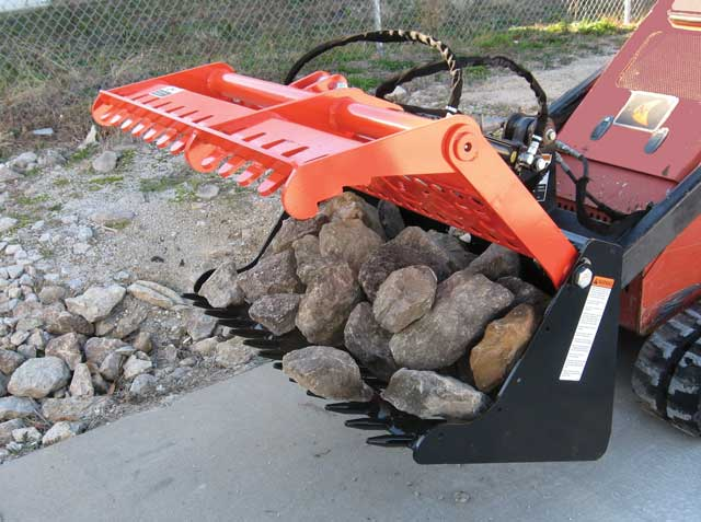 Worksaver SARG Rock Grapple