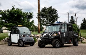 Polaris Brought Fire and Rescue RANGER, PRO XD, GEM and Taylor-Dunn Vehicles to FDIC
