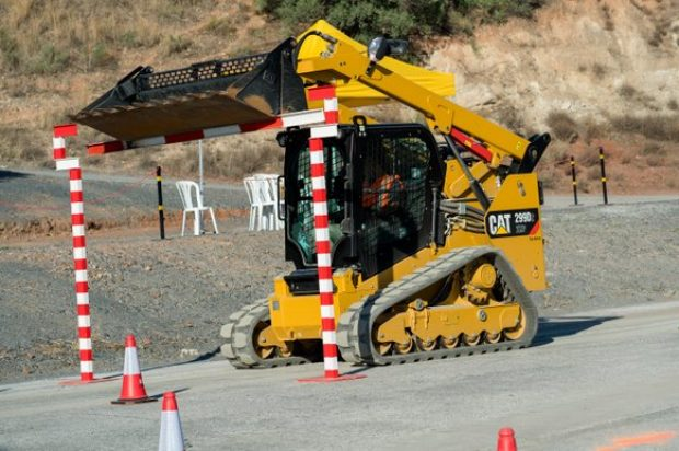 Details on the First Caterpillar Global Operator Challenge, Finals at CONEXPO Next March