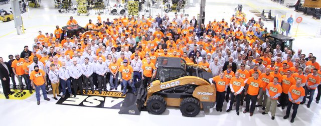 case skid steer celebration 2