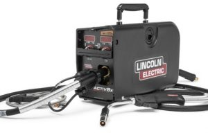 Lincoln Electric Launches New Activ8X with CrossLinc Technology